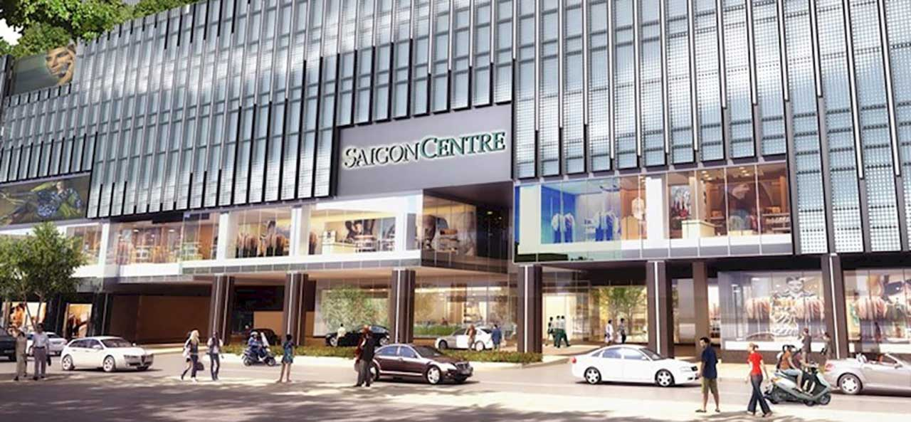 Saigon Center Project