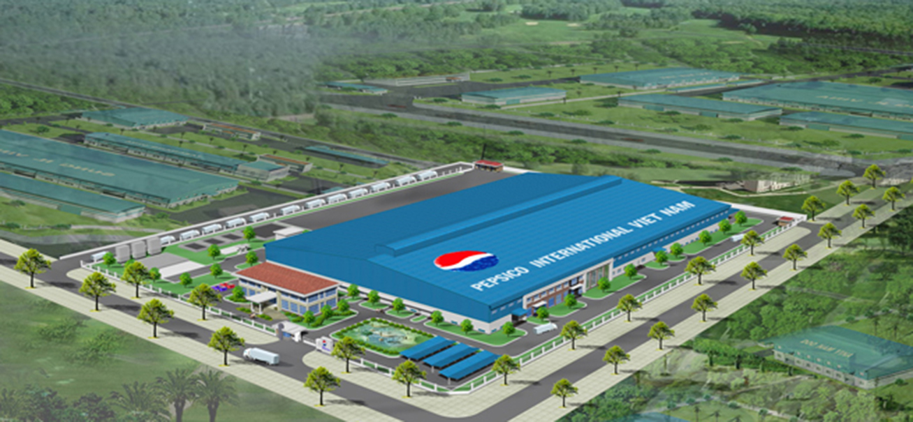 Suntory Pepsi Cantho expansion