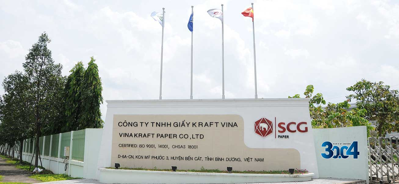 Vina Kraft Paper Factory Project