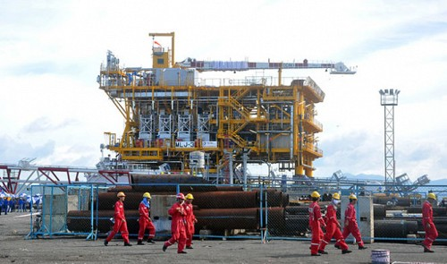 Vietnam firm completes $100mn oil rig contract for Total affiliate