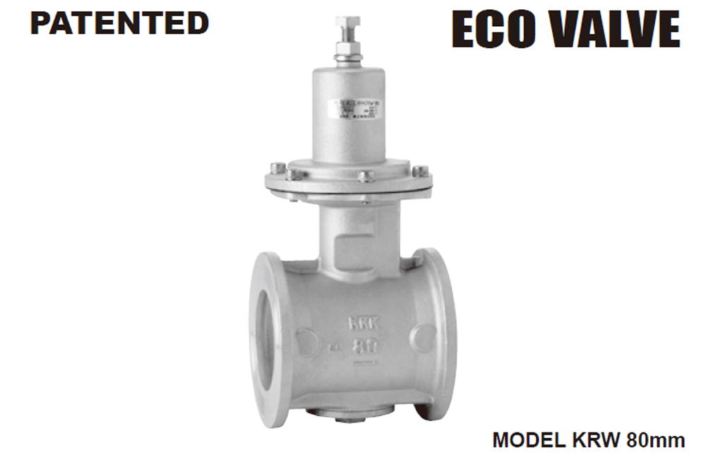 Wafer Pressure Reducing Valve : Model KRW
