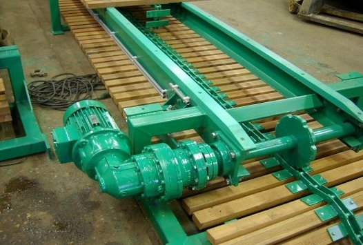 Wood Conveyor